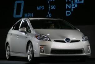 Brand  New Toyota, prius 2012