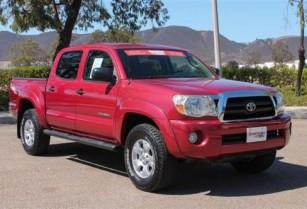 2007 Toyota Tacoma Double Cab V6 4WD – $20,988