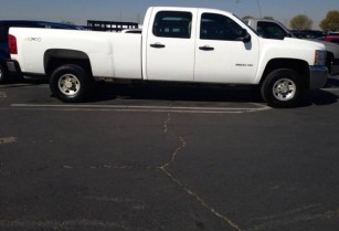 2010 Chevrolet Silverado 3500HD $26,995 (santa rosa)