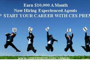 Earn $10,000 A Month. CES Premier is Hiring Real Estate Agents (Vallejo)