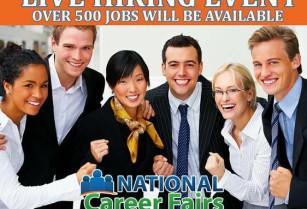 Arlington Career Fairs – 500 Jobs Available February 3rd 11am-2pm (La Quinta Inn & Suites)