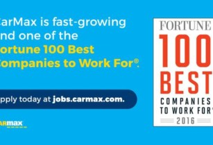 CarMax, one of Fortune's
