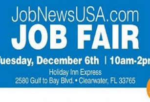 Over 100 Hospitality, CSR, Finance and Warehouse Jobs at Tues. 12/6 ME (Clearwater)