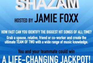 NOW CASTING: JAMIE FOXX'S new music game show BEAT SHAZAM!!! (Los Angeles)