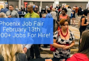 ***HIRING TODAY*** 30+ Companies Hiring EXPO – Are You Professional? (Career Fair Phoenix)