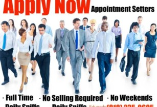 ☆HIRING IMMEDIATELY ☆ Highly Energetic Appointment Setters ☆ (Studio City)