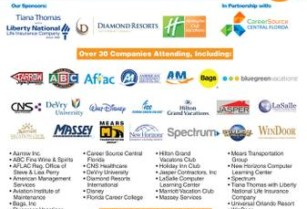 * ORLANDO JOB FAIR -100's OF JOBS AVAILABLE ON AUGUST 1ST @ 10AM (Doubletree By Hilton Orlando at Seaworld)