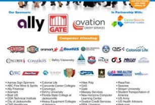 favorite this post  ** JACKSONVILLE JOB FAIR – 100's OF JOBS AVAILABLE ON 9/13 AT 10 AM (The Prime Osborn Convention Center)