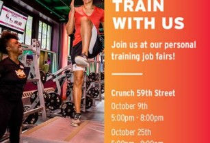 Personal Trainer & Fitness Manager Job Fair – Wednesday, October 25!  hide this posting
