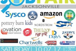 Sysco, Amazon, Pottery Barn Kids, Nordstrom – Hiring Now! (Jacksonville)