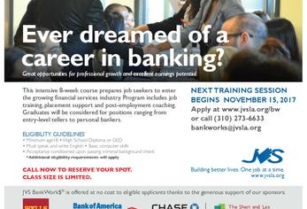 FREE Retail Bank Training and Job Placement