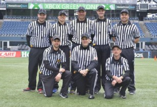 Make $15/hr Reffing Flag Football (Seattle/Kirkland)