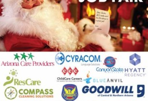 Get a job for Christmas – 25+ Employers Hiring now! (Phoenix)