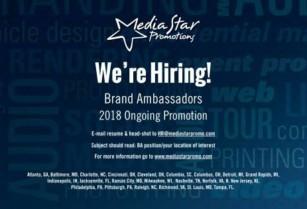 Brand Ambassador – Jacksonville (Jacksonville)