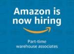 Amazon is Hiring Seasonal Warehouse Associates in Springfield!