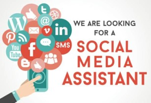 (AVAILBALE NOW) Part-Time Social Media / Marketing Assistant (Wheeling, IL)