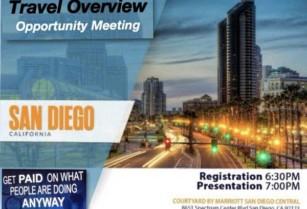 EVENT / Travel Agent / Markerting (Spectrum Center Blvd, San Diego, Ca)