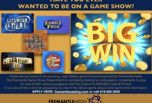 GAME SHOW CASTING CALL – HUGE CASH PRIZES (SoCal)