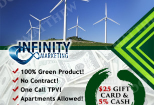 Hottest Energy Campaign! Residuals! $25 Gift Cards! $200 Duals!