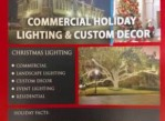 B2B Road warrior – Commercial Holiday Decor (Houston)