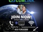 Become a Cable Reseller today with Comlink Total Solutions! (Tx Austin)