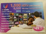 Sell the best TV Service in the world, from home,no exp.needed (World (World Wide)