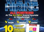Hiring Event April 27th!….Koons Hyundai Paid Training! (Woodbridge)
